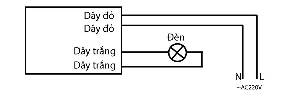 Cách nối dây BT-ARSV1