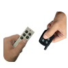 2 chế độ học tách biệt chức năng bật tắt.Hỗ trợ 2 điều khiển RF cùng tắt bật đồng thời.