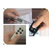 Hỗ trợ 2 remote RF điều khiển đồng thời