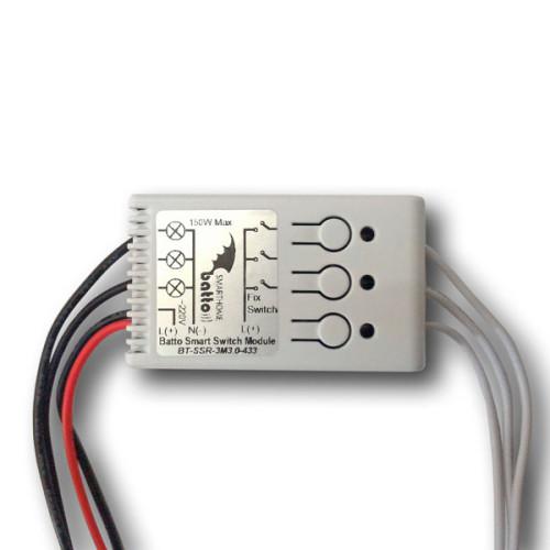 Module công tắc thông minh Batto BT-SSR-3M3.0